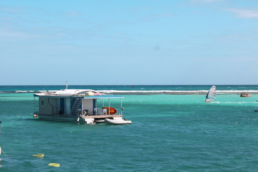 Rental Houseboat in Sainte Anne, Martinique and in Guadeloupe and Les Saintes | Rivage Madinina
